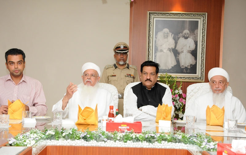 Meeting with Dignitaries